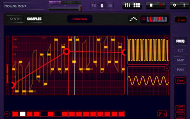 Oscilab Pro - Groovebox & MIDI screenshot 9
