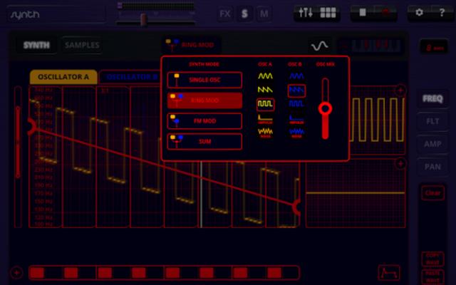 Oscilab Pro - Groovebox & MIDI screenshot 10