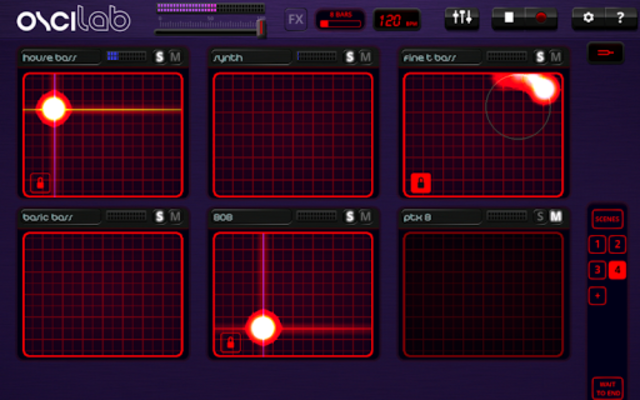 Oscilab Pro - Groovebox & MIDI screenshot 12