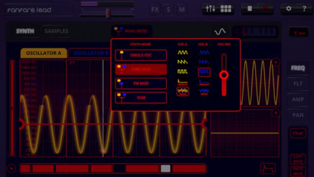 Oscilab Pro - Groovebox & MIDI screenshot 16