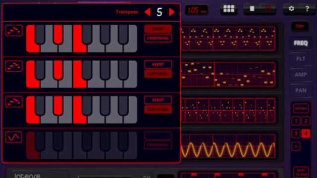 Oscilab Pro - Groovebox & MIDI screenshot 19