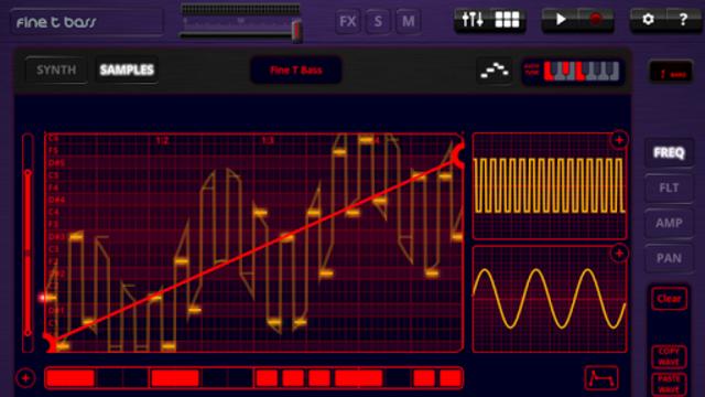 Oscilab Pro - Groovebox & MIDI screenshot 2