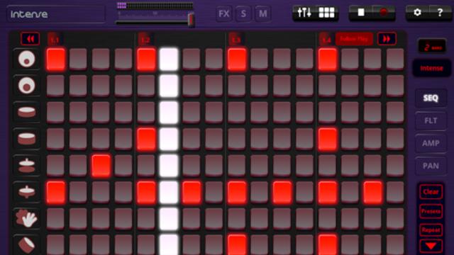 Oscilab Pro - Groovebox & MIDI screenshot 4