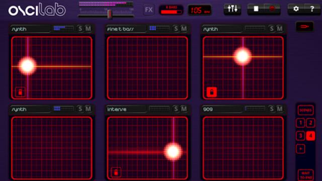 Oscilab Pro - Groovebox & MIDI screenshot 5