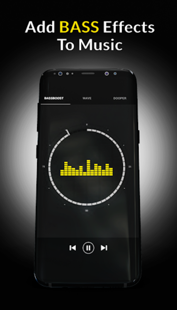 Speaker Booster Equalizer Plus Pro-4x Super Loud screenshot 1