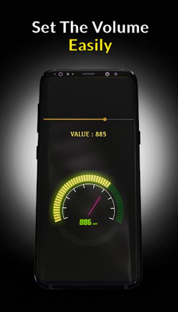 Speaker Booster Equalizer Plus Pro-4x Super Loud screenshot 2