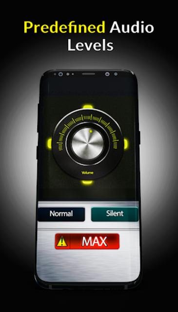 Speaker Booster Equalizer Plus Pro-4x Super Loud screenshot 5