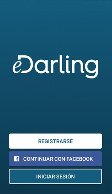 eDarling: Chat de citas para encontrar el amor screenshot 1