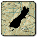 Icon for NZ Topo50 Offline Sth Island Map and Hunting Areas