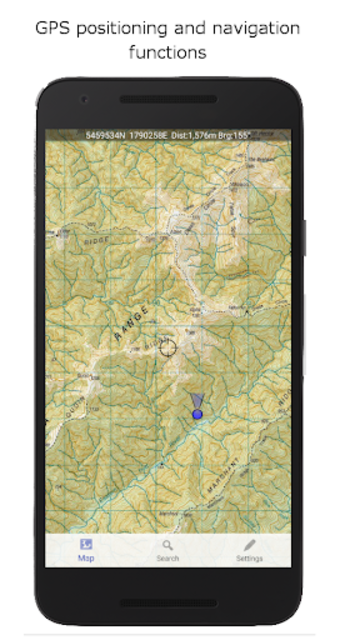 NZ Topo50 Offline Sth Island Map and Hunting Areas screenshot 2