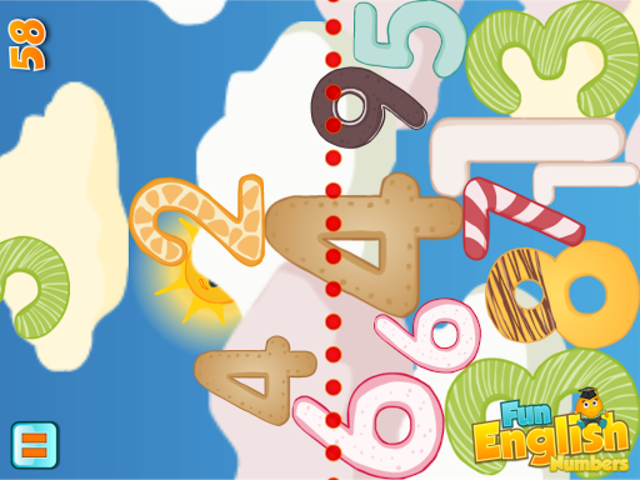 Fun English Numbers Games screenshot 3