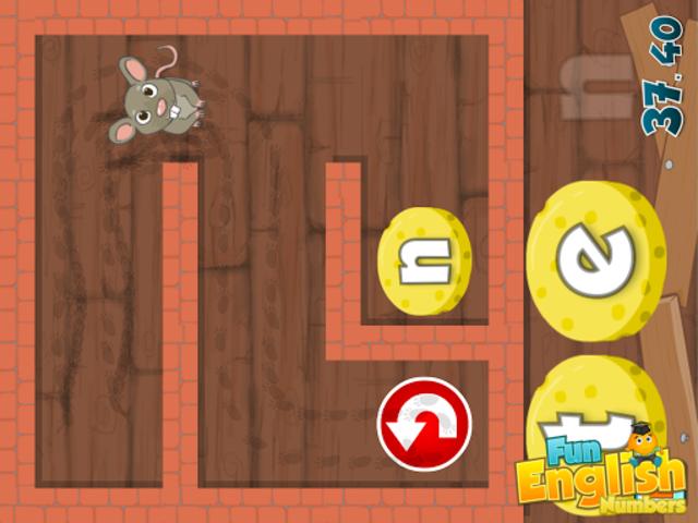 Fun English Numbers Games screenshot 4