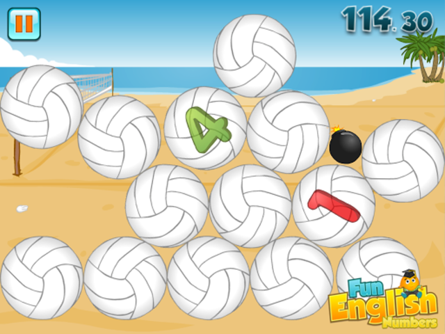 Fun English Numbers Games screenshot 7