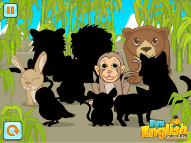Fun English Animals screenshot 3