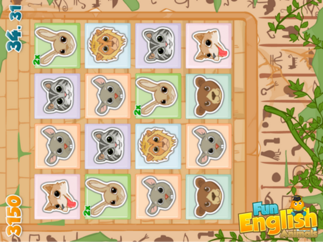 Fun English Animals screenshot 4