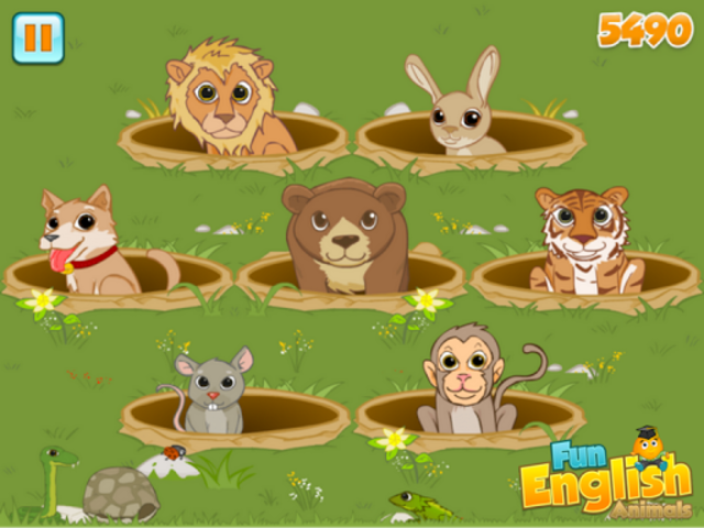 Fun English Animals screenshot 12