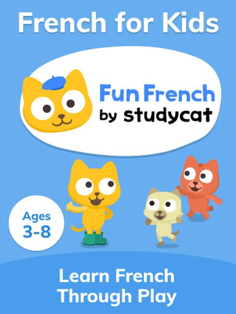 Fun French: Language Learning Games for Kids screenshot 9