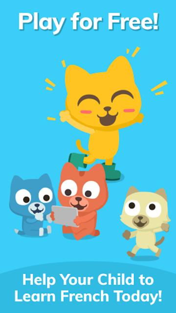 Fun French: Language Learning Games for Kids screenshot 24