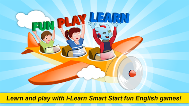 i-Learn Smart Start Fun English screenshot 1