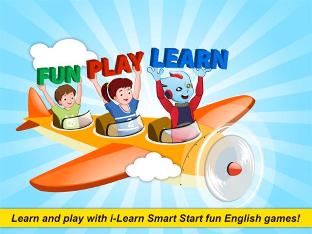i-Learn Smart Start Fun English screenshot 6