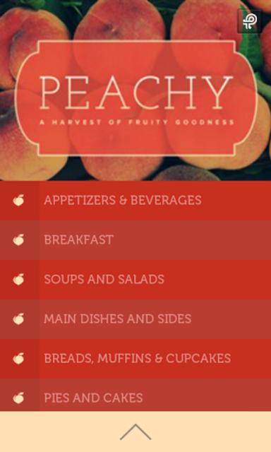 Peachy screenshot 2