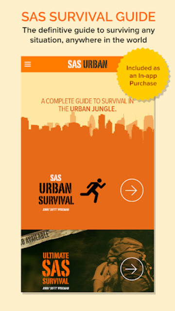 SAS Urban Survival screenshot 5