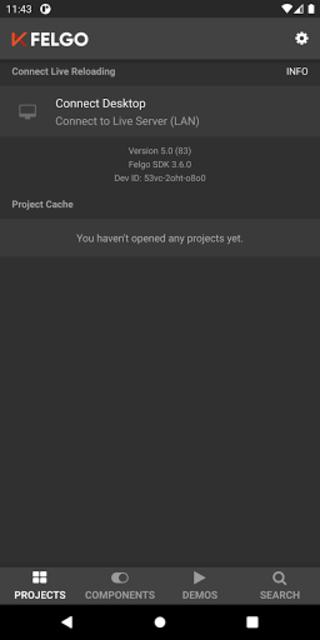 QML Live Scripting by Felgo screenshot 1