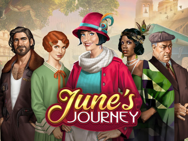 June's Journey - Hidden Objects screenshot 23