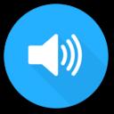 Icon for Volume Control +