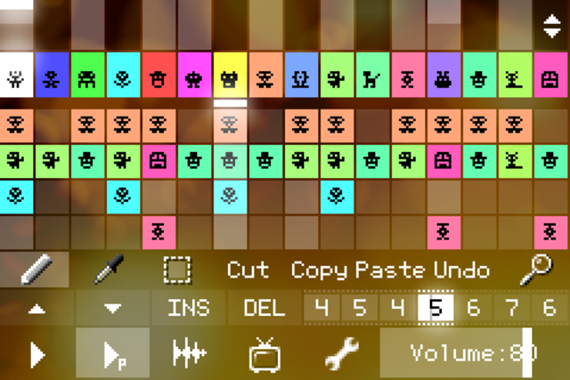 PixiTracker screenshot 1