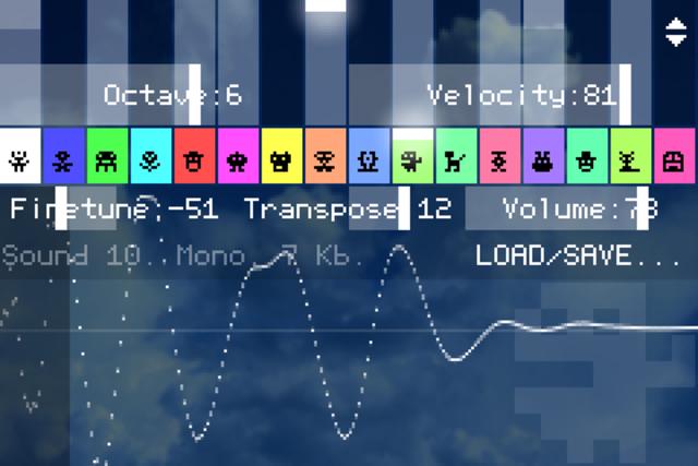PixiTracker screenshot 3