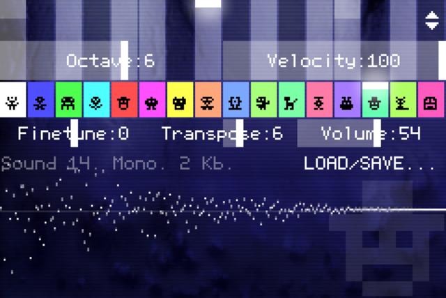 PixiTracker 1Bit screenshot 4