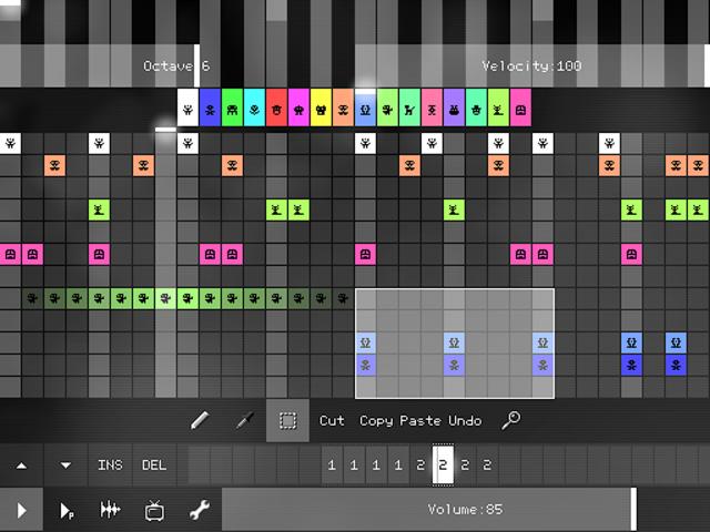 PixiTracker 1Bit screenshot 8