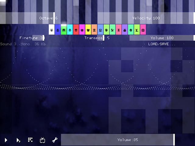 PixiTracker 1Bit screenshot 10