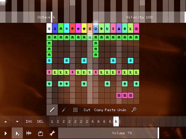PixiTracker 1Bit screenshot 12