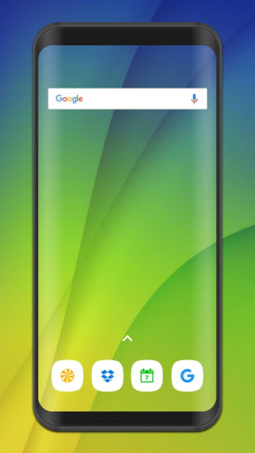 Launcher & theme for Oppo A71 2018 / A83 - oppo A3