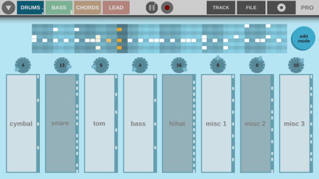 Beatonal - Easy Music Maker screenshot 1