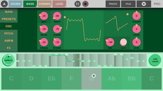Beatonal - Easy Music Maker screenshot 2