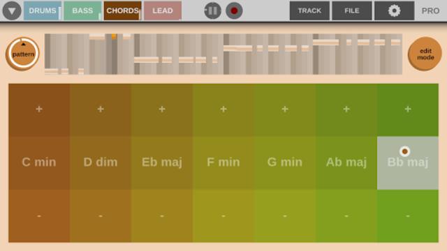 Beatonal - Easy Music Maker screenshot 3