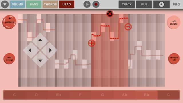 Beatonal - Easy Music Maker screenshot 4