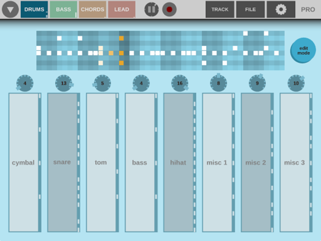 Beatonal - Easy Music Maker screenshot 5