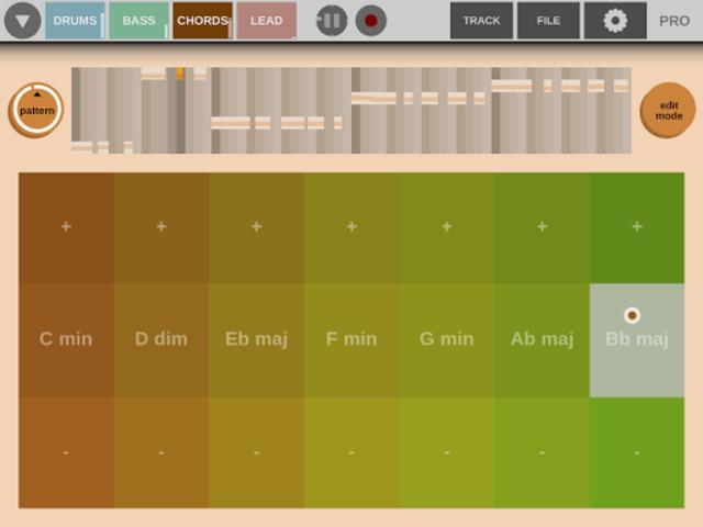 Beatonal - Easy Music Maker screenshot 7