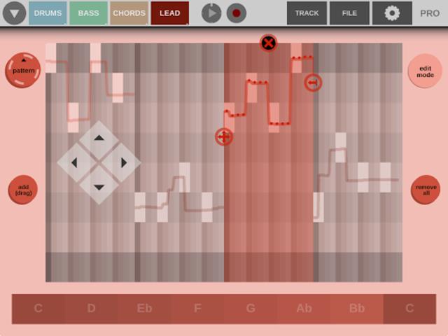 Beatonal - Easy Music Maker screenshot 8