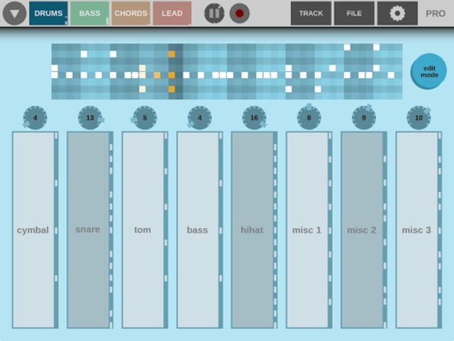 Beatonal - Easy Music Maker screenshot 9