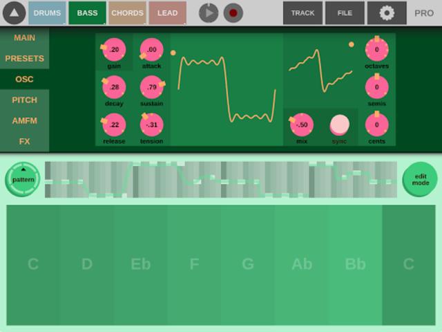 Beatonal - Easy Music Maker screenshot 10