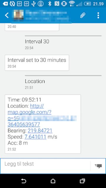TrackLoc Pro screenshot 4