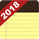 Icon for Notes : Colorful Notepad Note,To Do,Reminder,Memo