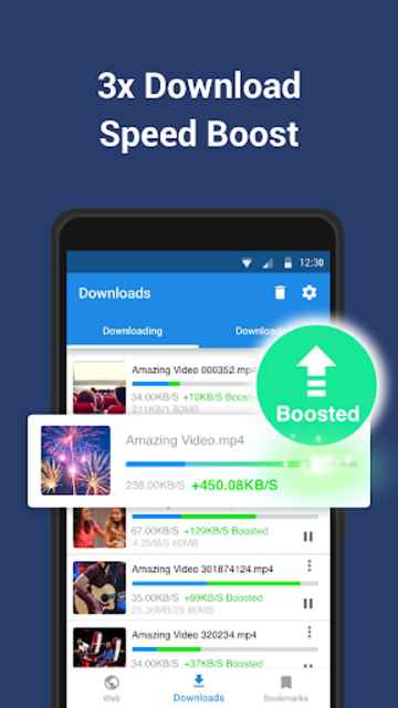 Video Downloader Pro - Download videos fast & free screenshot 3