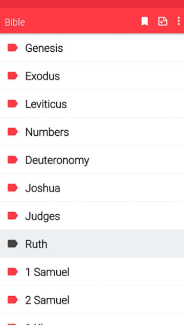NRSV Bible app screenshot 27