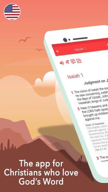 NRSV Bible app screenshot 28